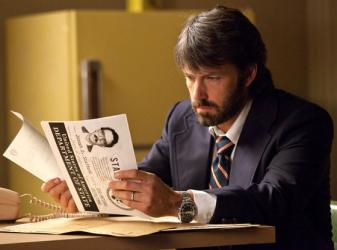 ARGO: Ben Affleck's glorifying of CIA ops in Iran